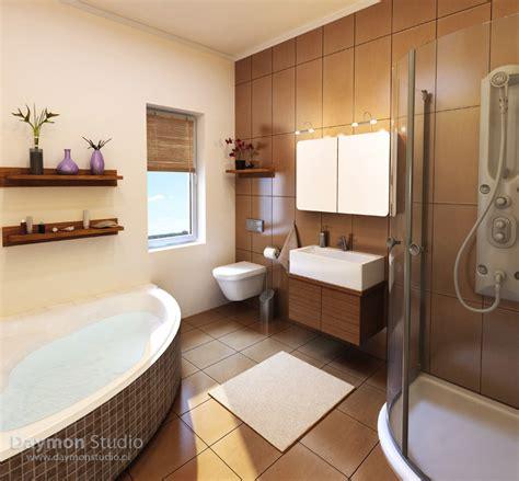 Bathroom Vanity And Mirror Ideas by Wizualizacje Nowoczesnych łazienek