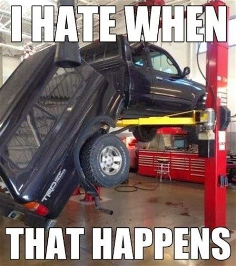 Broken Car Meme - broken car service lift westminster auto repair