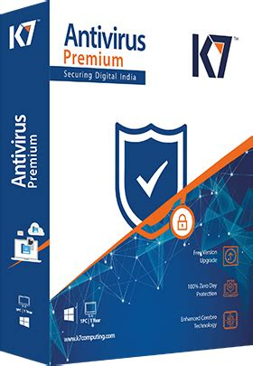 K7 Antivirus Premium Full Version Free Download | k7 anti virus premium 15 1 0303 crack full version