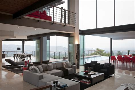 Dream Living Rooms Modern House | modern cabinet mansions dream home called lam house by