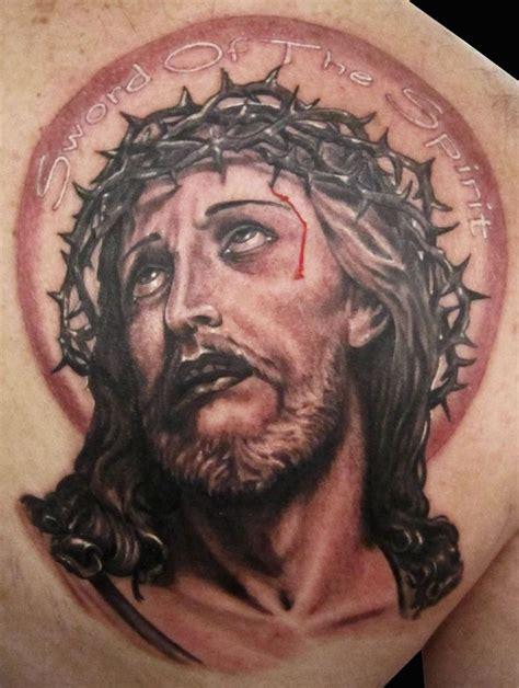 jesus gamez tattoo jesus portrait tattoo religious tattoos pinterest