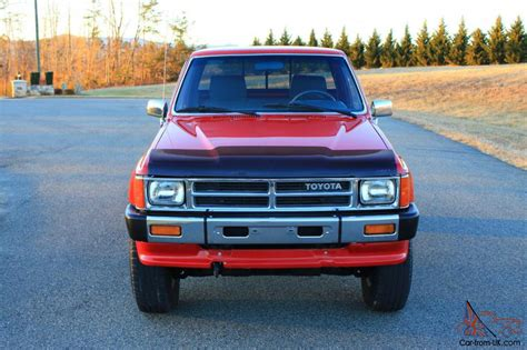 Toyota 22r 87 Toyota 4x4 22r A C Free Shipping Time