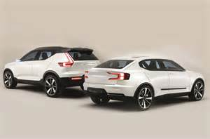 Volvo Cx40 Volvo Xc40 Examined In Detail Ahead Of Geneva Debut Autocar