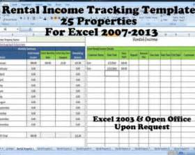 excel template for rental property landlords spreadsheet template rent and expenses spreadsheet