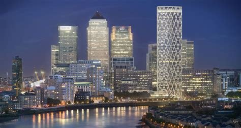 canary wharf peter bill canary wharf group flocking towards rental flats london evening standard