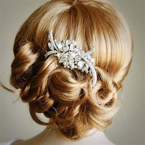 Beautiful Wedding Hairstyles For Hair by 30 Beautiful Bridal Hairstyles Snaps