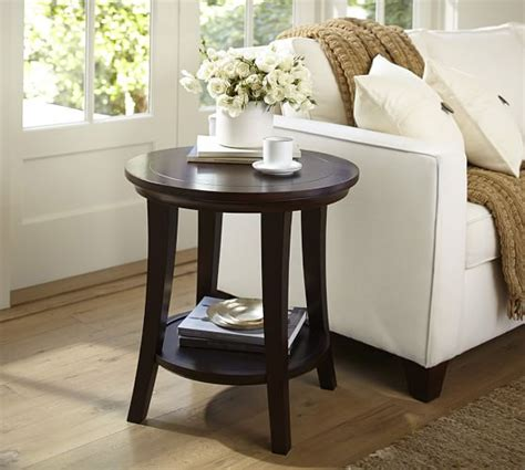 Table Ls Living Room Pottery Barn by Metropolitan Side Table Pottery Barn