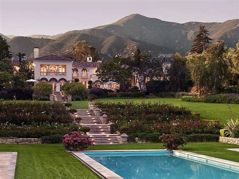 The House Santa Barbara by Daily Home Santa Barbara California Pursuitist