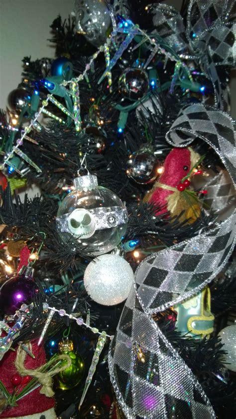 diy nightmare before christmas ornaments nightmare