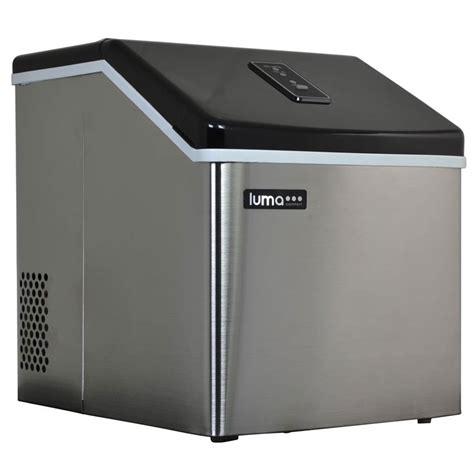 luma comfort impc 2800s luma comfort im200ss undercounter full cube ice maker 28