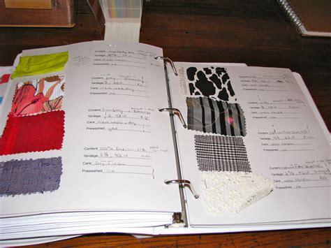 Organization Tips Golden Needles Designs Fabric Swatch Book Template