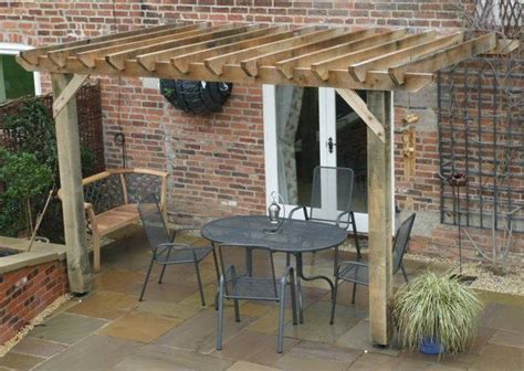 Flagstone Patio With Pergola by Another Pergola With Flagstone Patio Outdoors