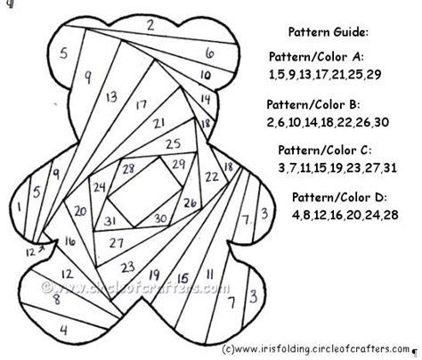 Iris Paper Folding Free Patterns - 280 best images about gyerekeknek on iris