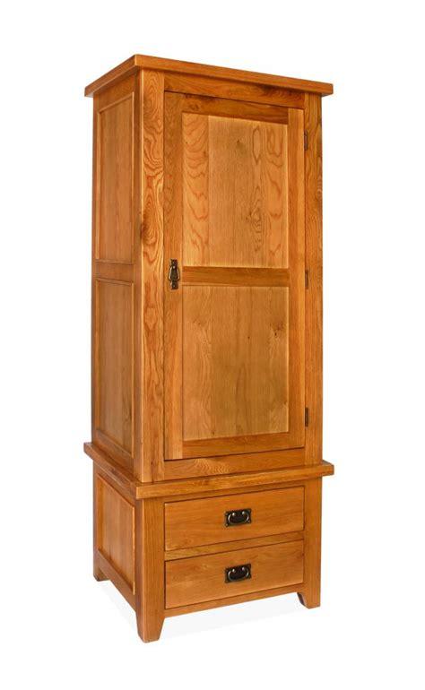 Door Wardrobe With Drawers by Canterbury 1 Door 2 Drawer Wardrobe