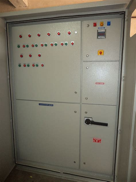 electrical panel capacitor capacitor panel function 28 images capacitor panel eot crane panel motor panel plc panel