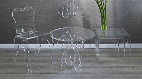 tavolo in policarbonato tavoli in policarbonato design trasparente dalani e ora