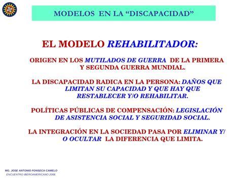 Modelo Curriculum Acompañante Terapeutico Conferencia Jose Antonio Fonseca