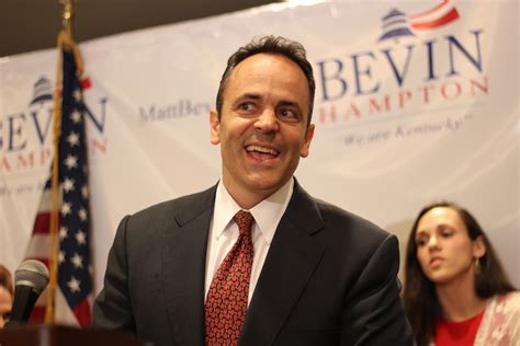 Matt Bevin Also Search For Bevin Transition Team Tea Leaders Fletcher Friends