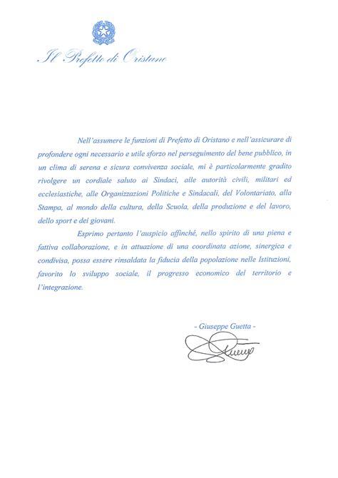lettere di saluto lettera di saluto unal sindacato autonomo guardie