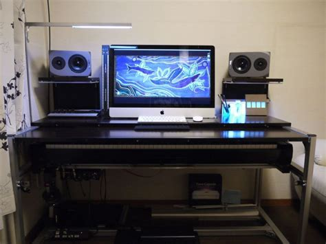 Show Me Your Homemade Or Custom Made Console Or Studio Custom Studio Desk