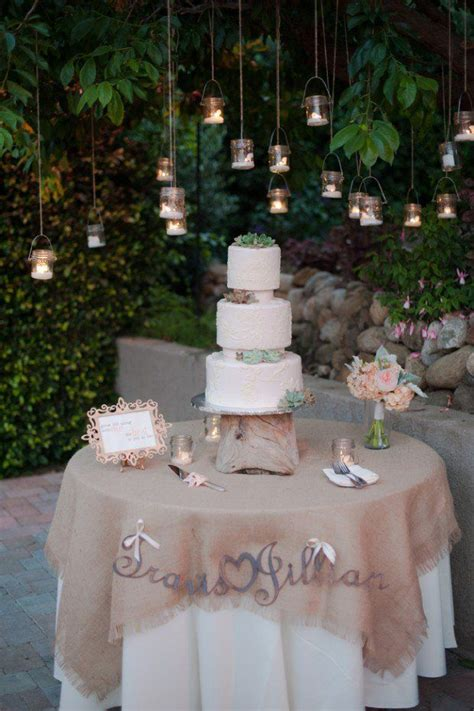 Wedding Arch Measurements by If You Are A Large Number Of These Simple Burlap