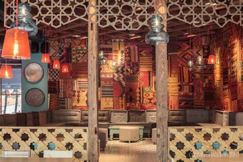 Turkish Restaurant Interior Design by Corvin Cristian Divan