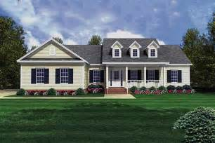Traditional Farmhouse Plans Country Style House Plan 3 Beds 3 Baths 1800 Sq Ft Plan