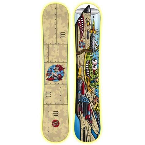 tavole snowboard santa tavola santa gremlin tavole da snowboard