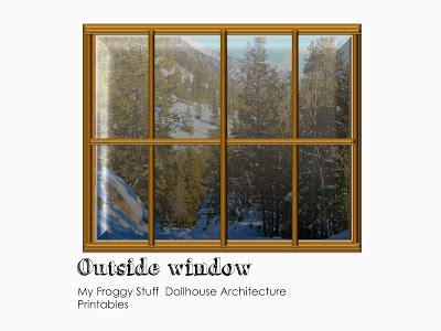 printable house windows my froggy stuff free dollhouse printables windows and doors