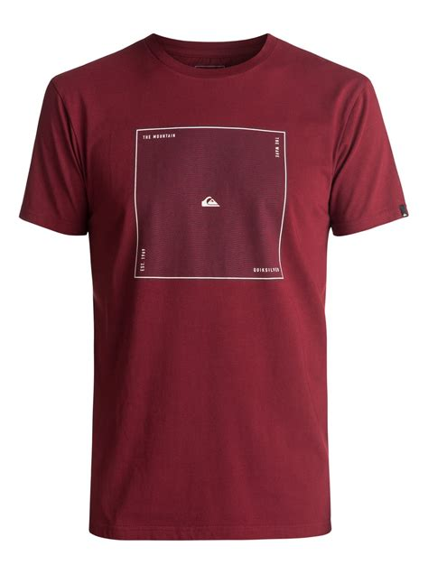 Kaos Quiksilver Print Premium 2 Premium Heat Waves T Shirt 3613372986857 Quiksilver