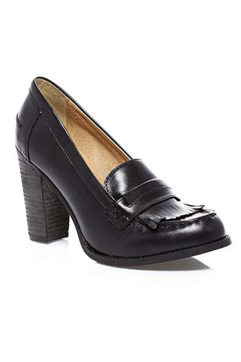 high heel loafer top 10 high heeled loafers fashion the guardian