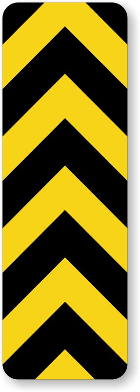 road pattern png chevron road signs keep road safe