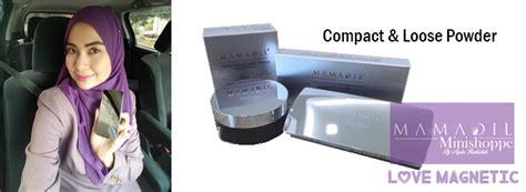 Bedak Compact Mamadil mamadil minishoppe testimoni bedak mamadil