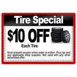 Car Tire Sales Walmart Make Use Of Walmart Tire Coupons And Save Big Infobarrel