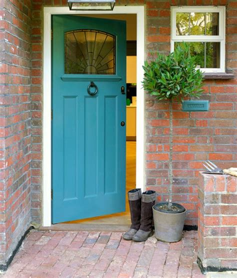 Home Decor Tips How Painting The Doors A Different Color Can Boost Your