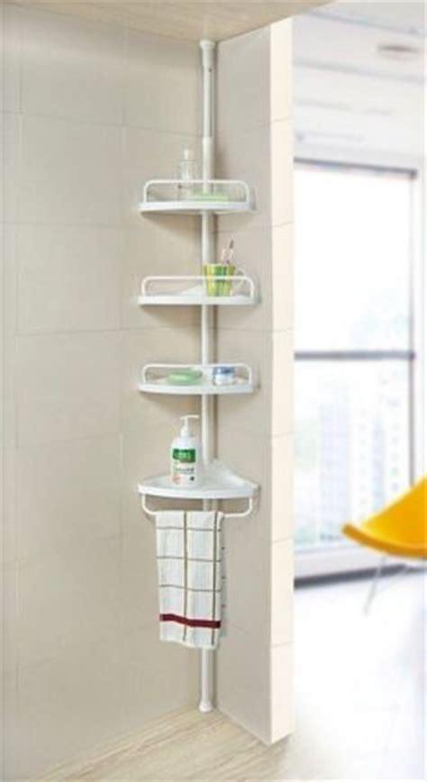 Bathroom Shower Corner Shelves Telescopic Bathroom Shelf Adjustable Corner Shower Shelf Rack Bat