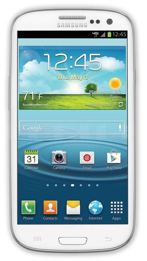 new samsung galaxy s3 i535 16gb verizon unlocked gsm 4g lte cell phone ebay