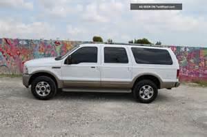 2005 ford excursion eddie bauer edition 6 0l turbo diesel