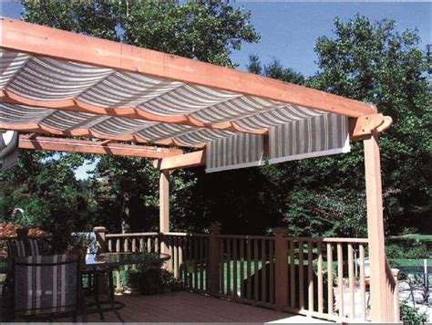 Material For Pergola by Pergola Covers And Shades In Boston And New England