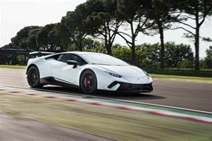 Lamborghini Performante Price 2018 Lamborghini Huracan Performante Drive Review
