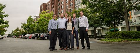 For Mba Grads In Seattle by Foster Shines With 95 6 Mba Placement Foster