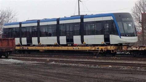 air transit kitchener ion vehicle arrives in waterloo region ctv