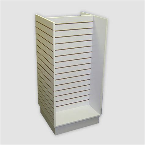 Slatwall 20cm No 3 Cantelan Accessories 2ft slatwall h style displays 2ft slatwall h style display fixture store fixtures and supplies