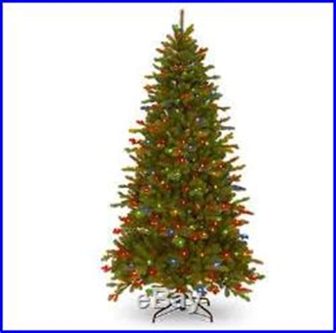 section of pre lit tree out pre lit tree multi color lights stand decoration