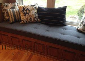 custom window seat cost custom window seat cushions any size great price