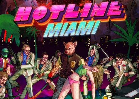 imagenes de hotline miami 8 bit city hotline miami review