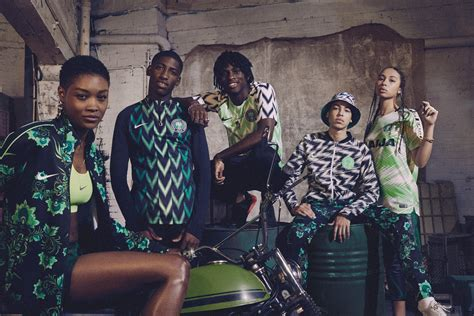 Nike and Nigeria Launch the 2018 World Cup Collection