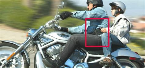 Motorrad Beifahrer by New Product Passenger Safety Handles Moto Choice