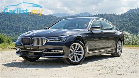 g12 bmw 740li preview drive putting technology and class