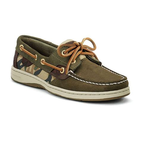 cool comfort shoes womens camo shoes sperry women s bluefish olive camo at